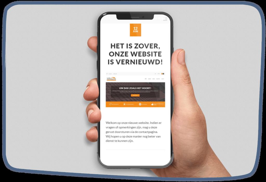 Dakwerken Van Driessche Phone Ruisbroek