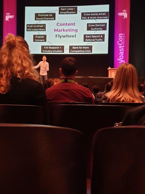 Content Marketing Flywheel