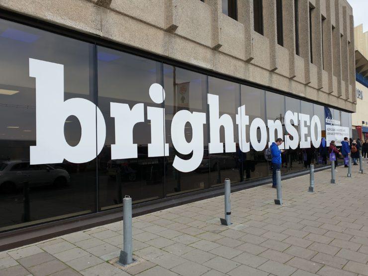 BrightonSEO 2019