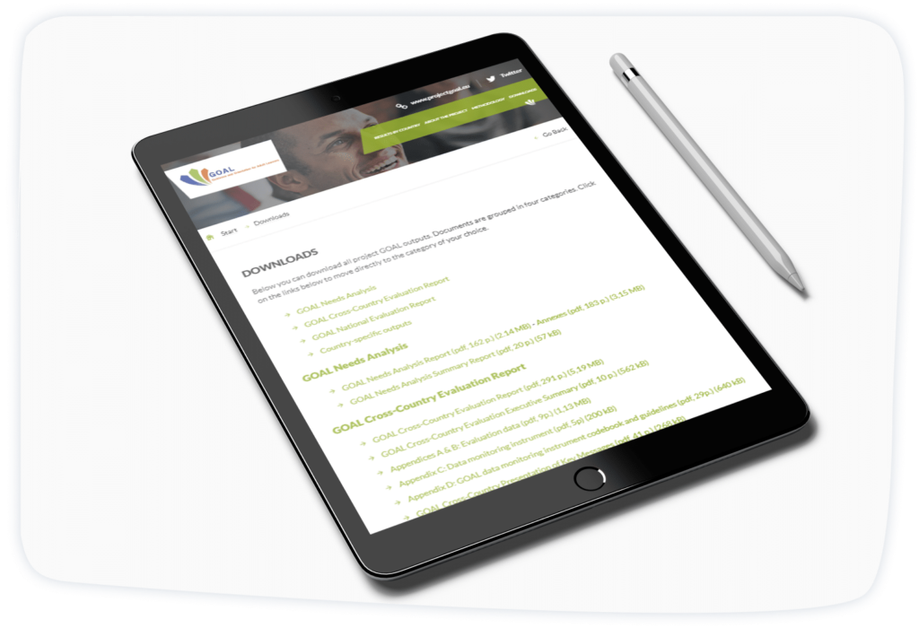 Adult Guidance Tablet