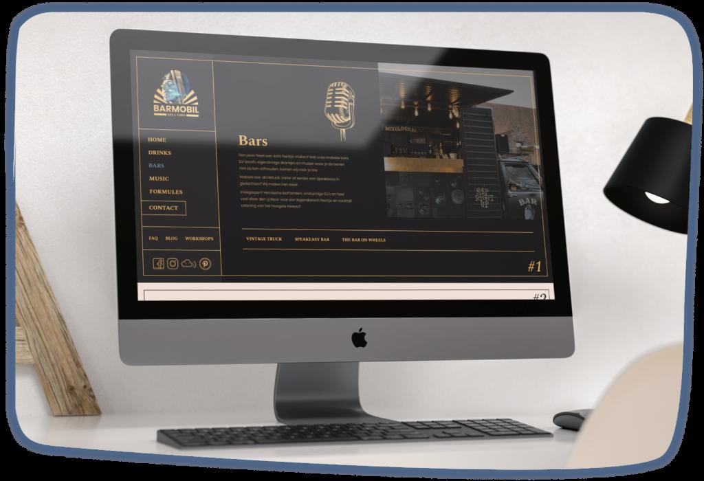 Bar Desktop Laptop Antwerpen