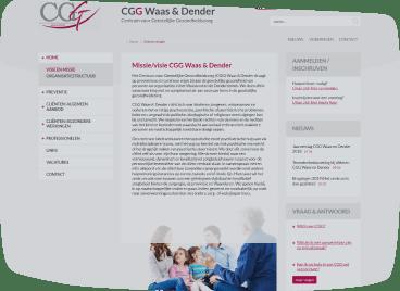 CGG Waas & Dender