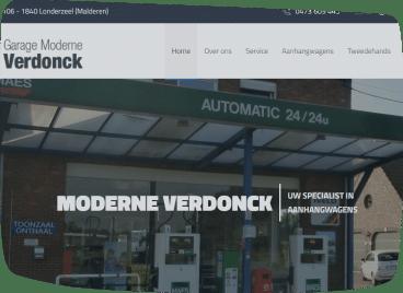 Garage Moderne Verdonck