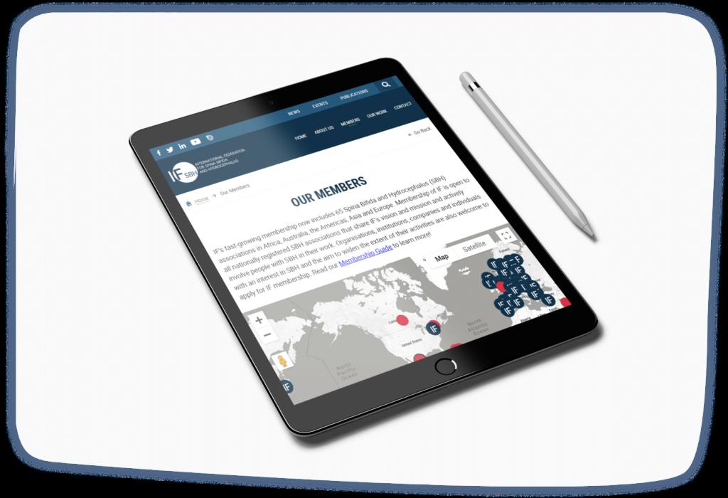 IFGlobal Tablet Brussel