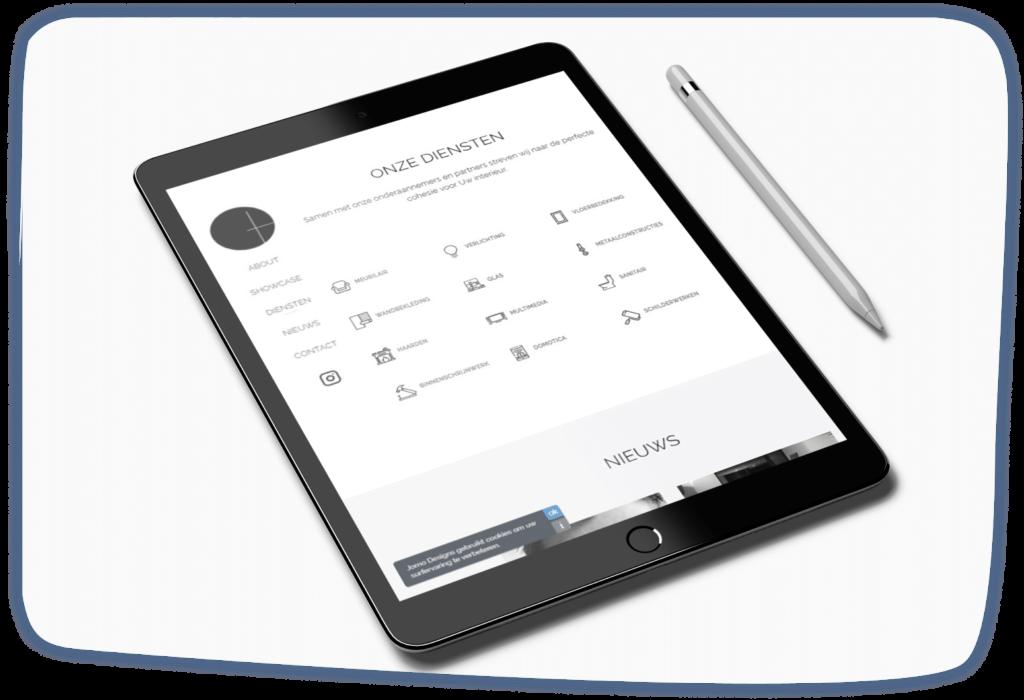 Jorno Designs Tablet Berchem