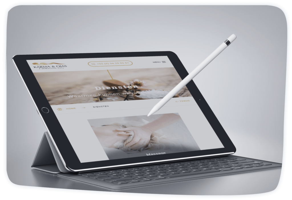 Karma & Ojas Tablet Denderwindeke