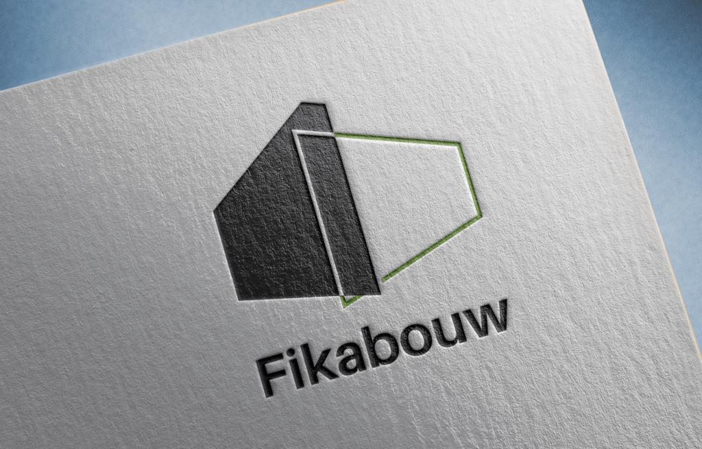 Logo ontwerp Fikabouw