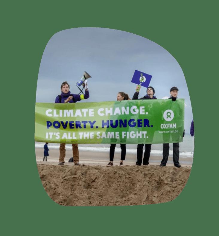 Website laten maken Wetteren Oxfam
