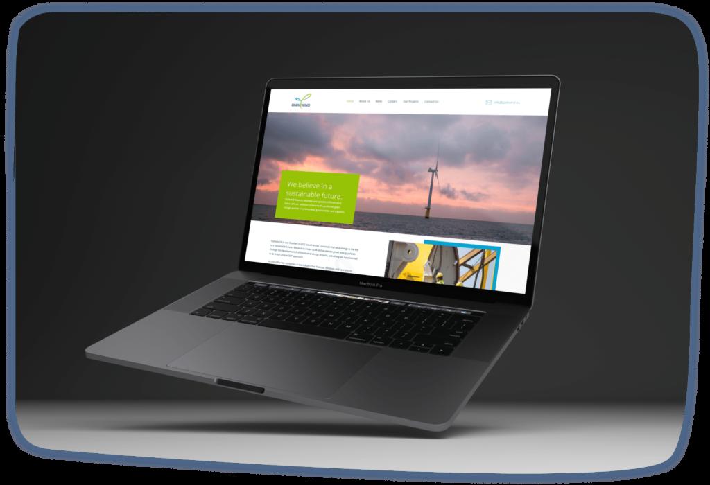 Parkwind Desktop Leuven