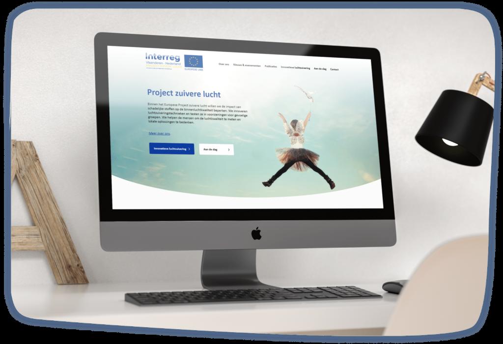 Project Zuivere Lucht Desktop Aalst