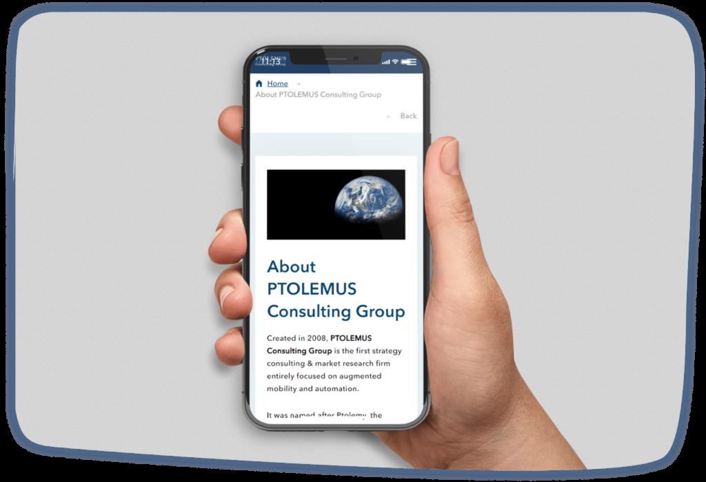 Ptolemus Mobile Brussel