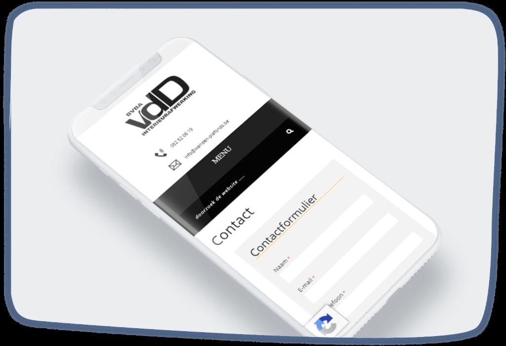 VDD Interieurafwerking Phone Dendermonde