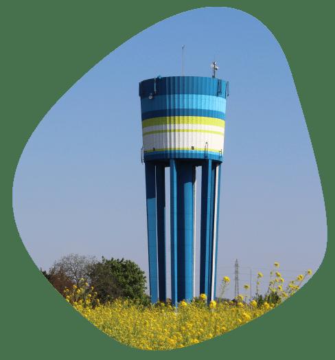 Lebbeke watertoren