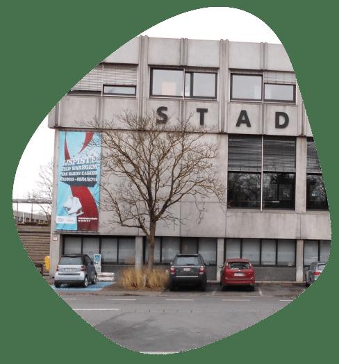 Stadhuis Waregem