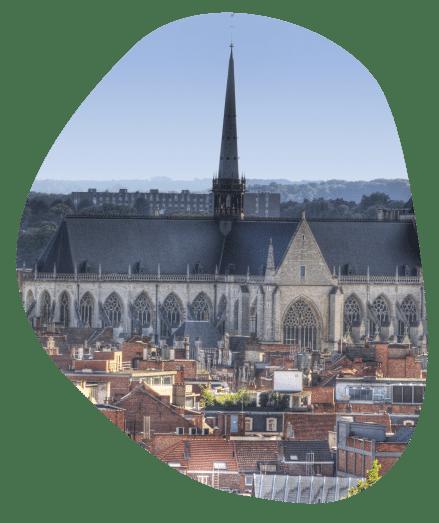Leuven kerk