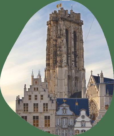 Sint-Romboutskathedraal Mechelen