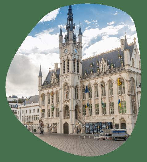Stadhuis Sint-Niklaas
