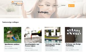 Veilingburo online veilingsplatform