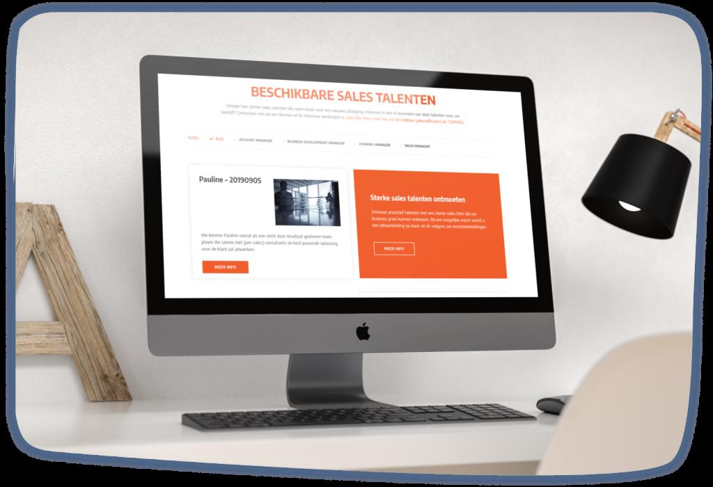 Solution Sellers Meise Desktop