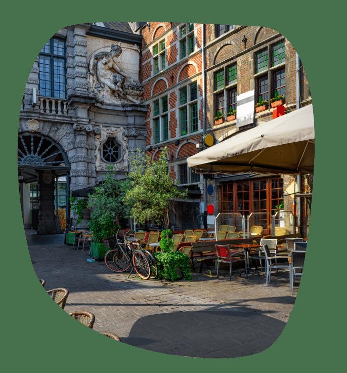 Website laten maken Oxfam Gent