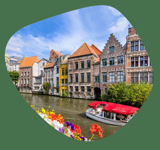 Website laten maken Gent Oxfam