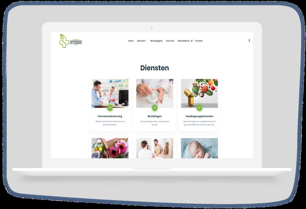 Apotheek Verstraete – De Cooman Ternat Desktop