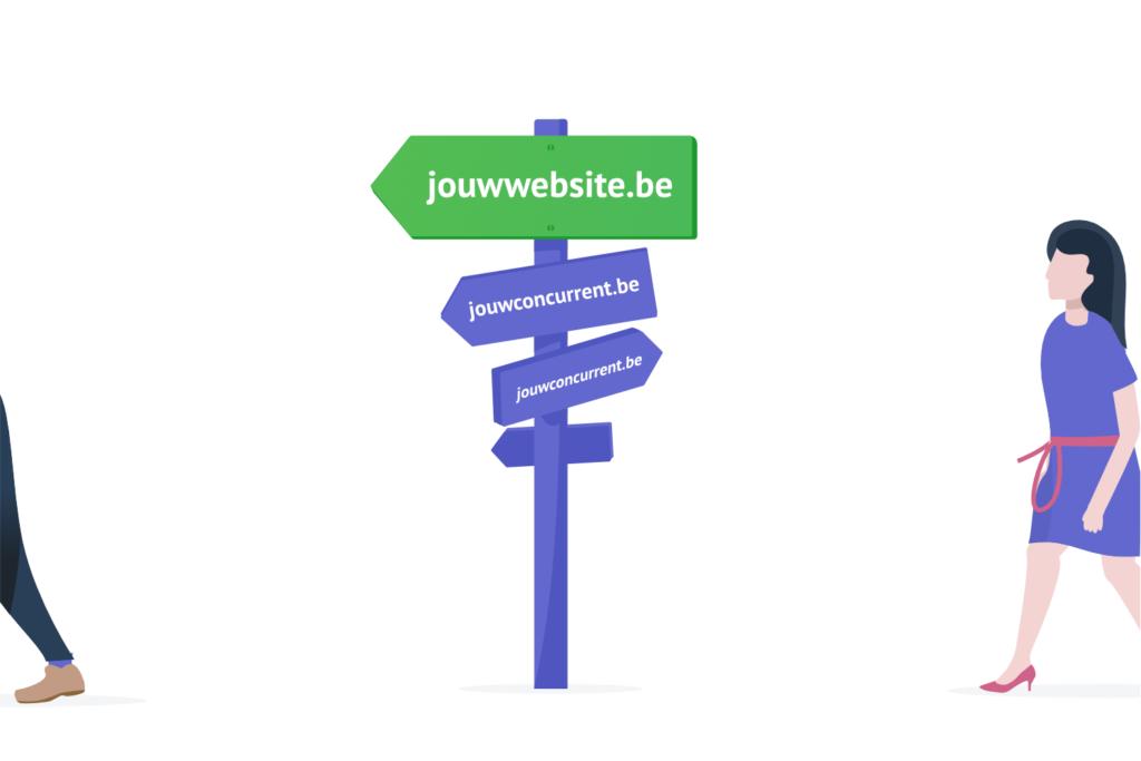 Verhoog jouw websitebezoekers