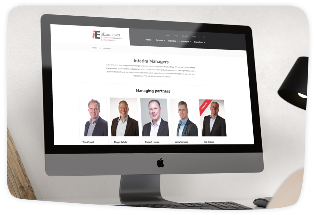 IExecutives Desktop Sint Stevens Woluwe