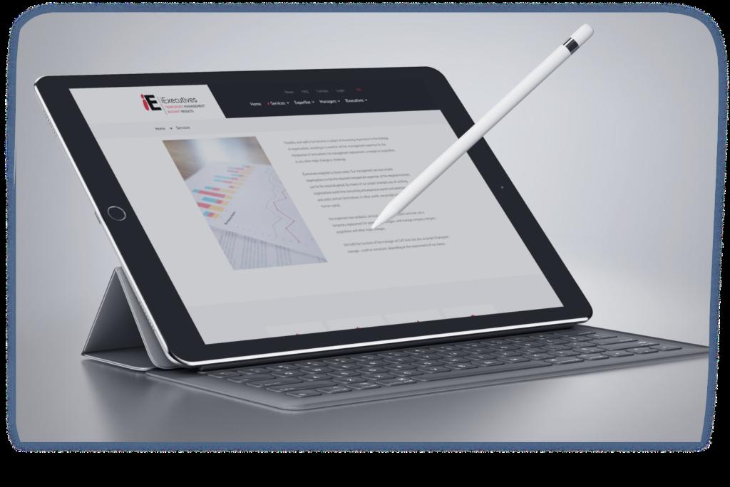IExecutives Tablet Sint Stevens Woluwe