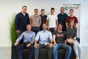 Google My Business teamfoto