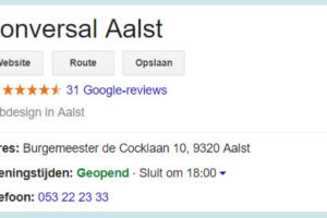 Google My Business Instellen
