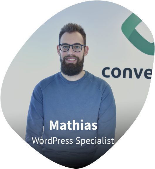 WordPress specialist Mathias