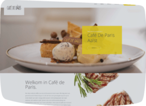 Café De Paris Aalst