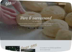 Website laten maken TNS Kroket