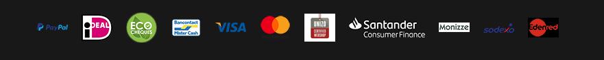 Webshop online betaalmogelijkheden