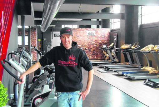Zaakvoerder Nikolas Fitnessking