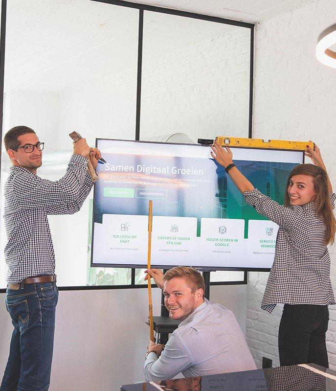 Website laten bouwen in de provincie Oost-Vlaanderen