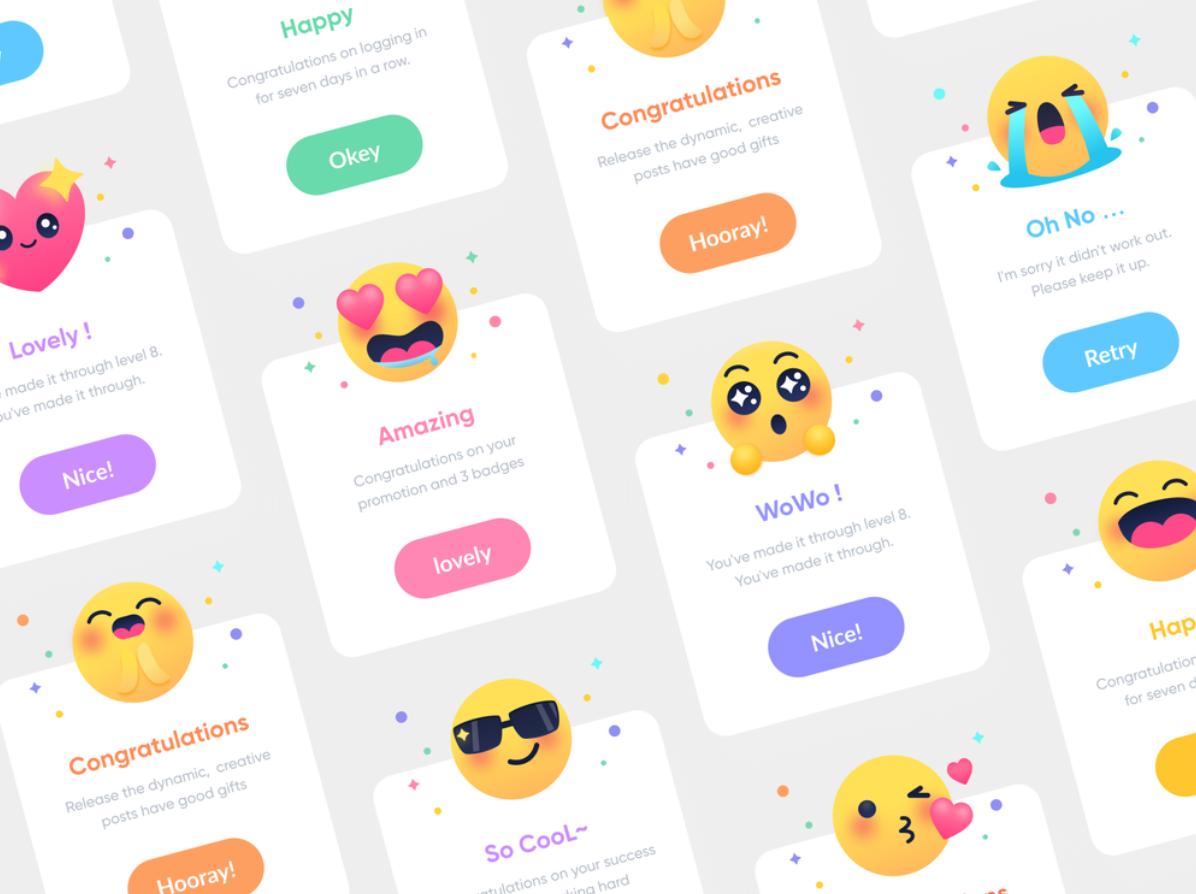 Gebruik van emoji's binnen website ontwerp
