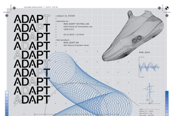 Combineren van lijnen en patronen binnen website ontwerp