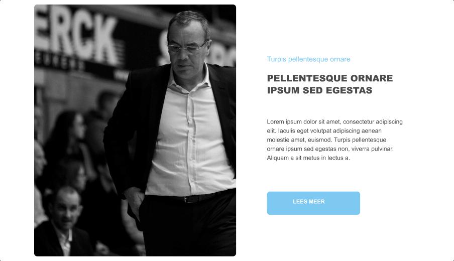 Okapi Aalst Mailing Template Tekst + Afbeelding