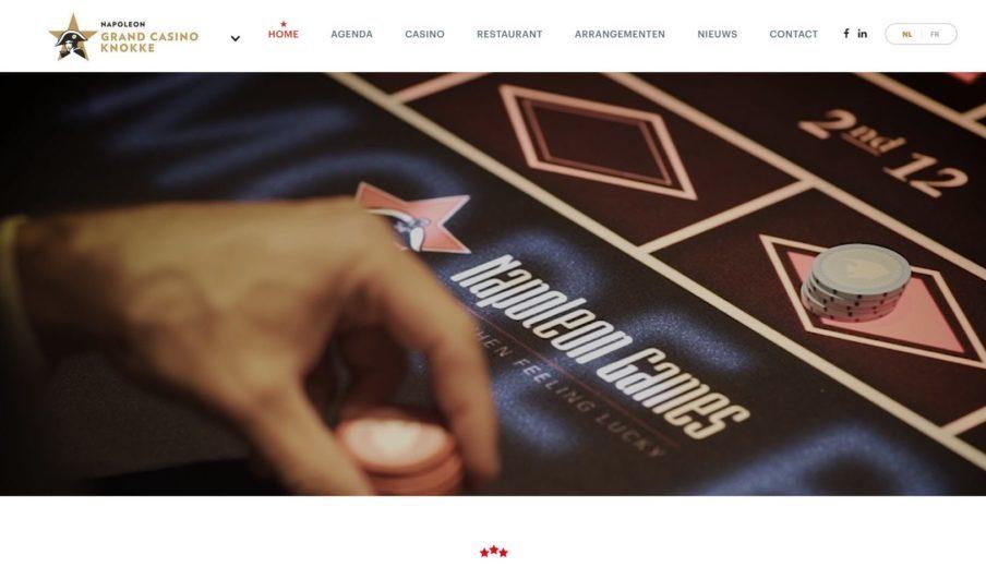 Website Grand Casino Knokke