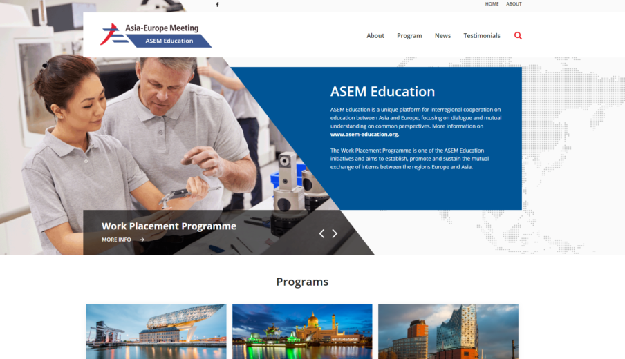 ASEM website