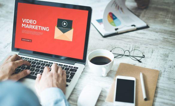 Succesvolle video marketing strategie