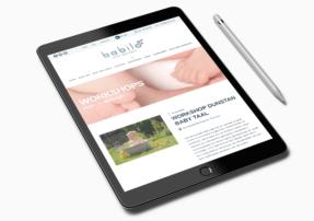 WordPress website laten maken Babilo