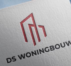 Logo ontwerp DS woningbouw