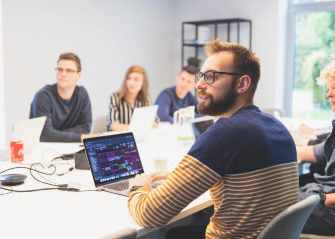 Webdesign startmeeting