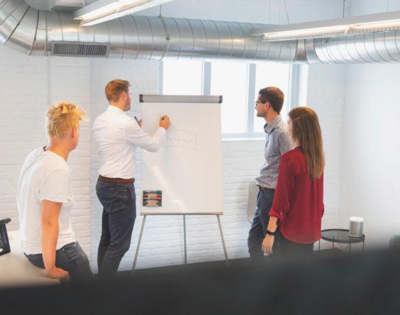 Online marketing strategie