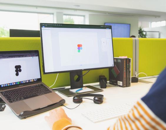 Webdesign afwerkingsfase