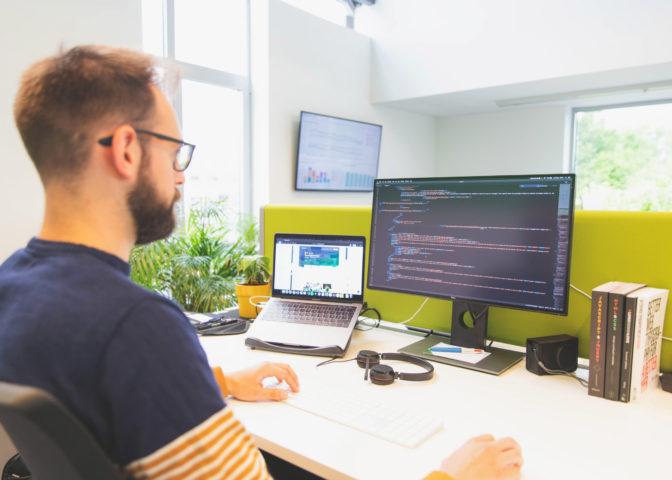 Webdevelopment programmatiefase