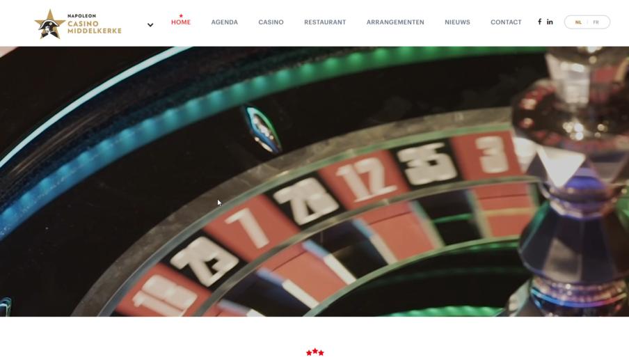 WordPress website laten maken grand casino